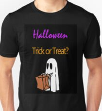 Halloween - Trick or Treat? Unisex T-Shirt