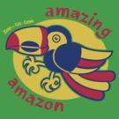 Amazonian Toucan by Zoo-co