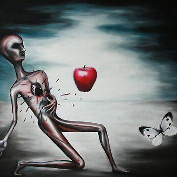 Apple by HANDraw