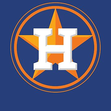 Houston Texas Baseball Team Champions 2018!  by Fragoutdesign