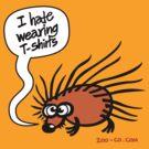 Angry Hedgehog by Zoo-co