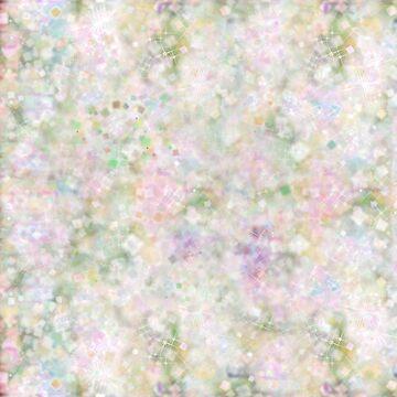 Pastel colors defocused pattern wallpaper. by IaroslavB