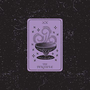Tarot Card - XX - Judgement by SydneyKoffler