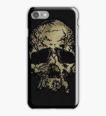 Old-Skull iPhone Case/Skin