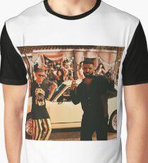 Bad Bunny x Drake - MIA Graphic T-Shirt