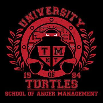 UT School of Anger Management by JRBERGER