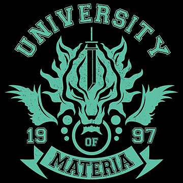 University of Materia by JRBERGER