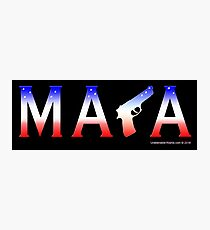 MAGA Photographic Print