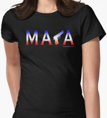MAGA Women's Fitted T-Shirt