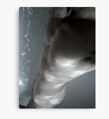 shower series #2 Canvas Print