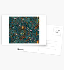 Pattern #95 - Mother Nature  Postcards