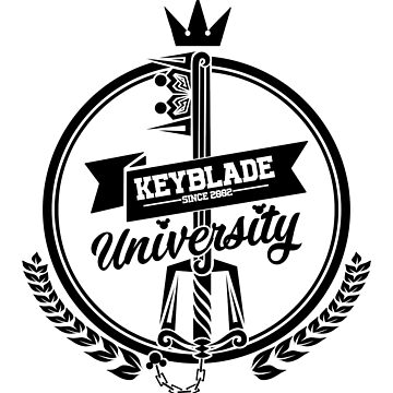 Keyblade University by lilyakkuma