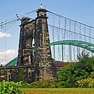 The National Road Bridge by Bryan D. Spellman