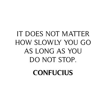 Confucius Quote by widmore