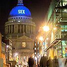 Sex on St Paul's Cathedral by Alastair Humphreys