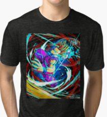 Gohan - Defender Tri-blend T-Shirt