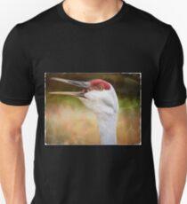Bird Art - Look Who's Talking Unisex T-Shirt