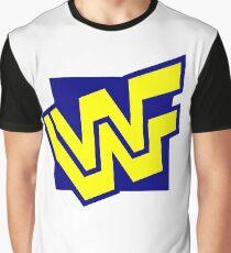 Vintage WWF World Wrestling Federation Logo, 1994 Graphic T-Shirt