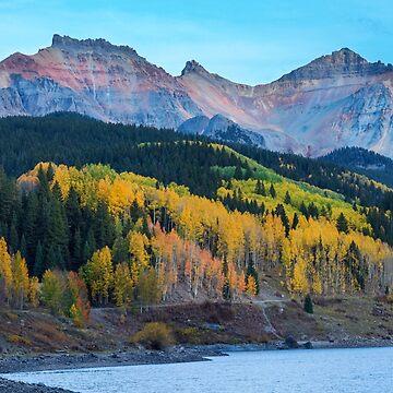 Mountain Trout Lake Wonder by mrbo