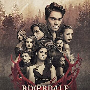 Riverdale Season 3 Cover by ZimBaby916