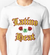 Latino Heat - Reggaeton Design Unisex T-Shirt