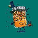 «Mermelada de Halloween» de nickv47