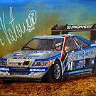 «Ari Vatanen Pikes Peak 405» de JosefMendez