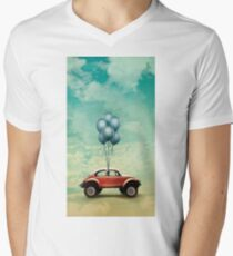 Special Delivery Mens V-Neck T-Shirt