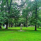 Park Krakowski   by TalBright