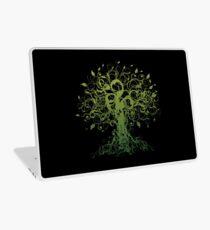 Meditate, Meditation, Spiritual Tree Yoga Laptop Skin