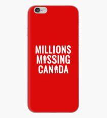 Zeigen Sie Ihre Unterstützung in Rot! iPhone-Hülle & Cover