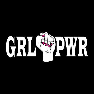 Girl Power by hypnotzd