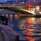 Paris - Alma. by Jean-Luc Rollier
