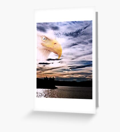 Reminiscence Of Days Past Greeting Card