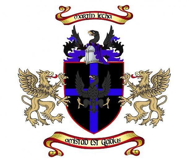 mine coat of arms by Norwen