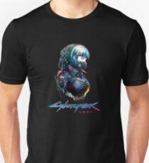 Cyberpunk 2077 Female Cyborg Unisex T-Shirt