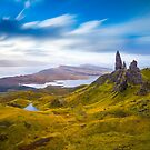 The Old Man of Storr by Adrian Alford Photography