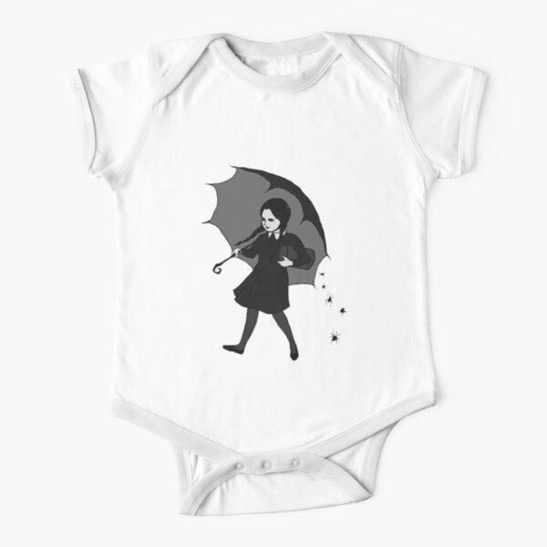 SCOTT CARROLL Iceland Moose Flag Short-Sleeve T Shirts Baby Girls