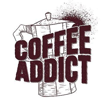 Coffee Addict by soondoock