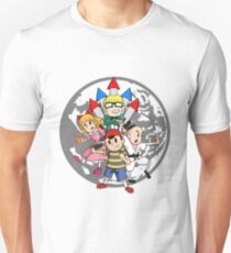 Earthbound w/ Background T-Shirt