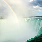 Niagara Rainbow by Valentina Gatewood