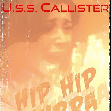 USS Callister - Black Mirror by RocketBrother