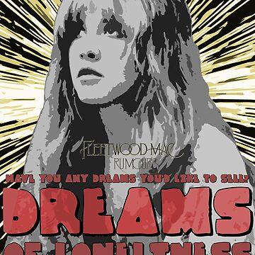Stevie Nicks - Fleetwood Mac by RocketBrother