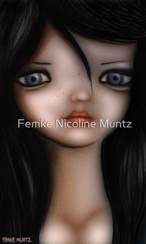 Lisa by Femke Nicoline Muntz