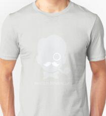 White is So Vanilla Unisex T-Shirt