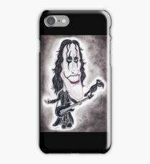 Dark Goth Legend Movie Caricature iPhone Case/Skin