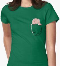 Nanatsu no taizai hawk pocket Women's Fitted T-Shirt