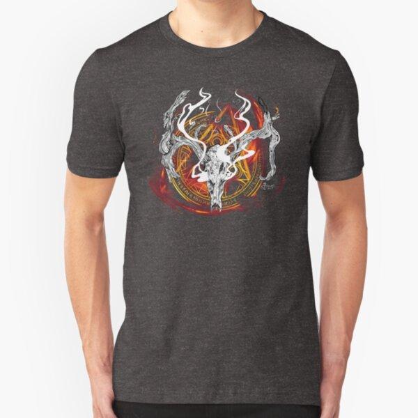 Deer God Slim Fit T-Shirt