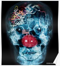 Glenn Beck: Anatomy Of A Prosperous Clown Poster