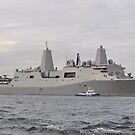 USS NEW YORK by francesm